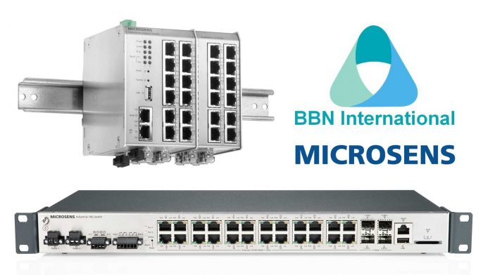 MICROSENS Workplace Network Units from BBN International