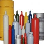 Wide range of GHC Gas Containers - CRR LTD