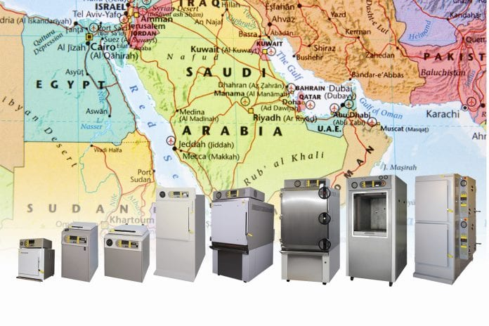 Priorclave gains Saudi Arabian FDA Approval for its Autoclave range